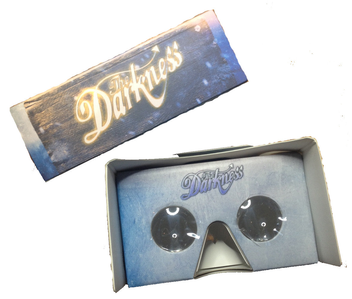 The Darkness - Google VR Cardboard Headset