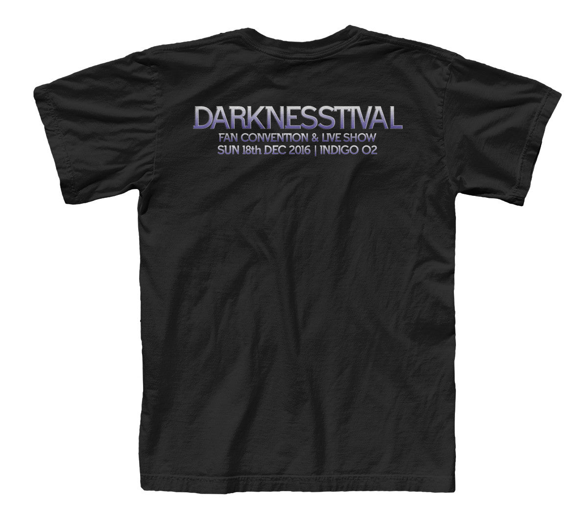 Darknesstival T Shirt (ladies)