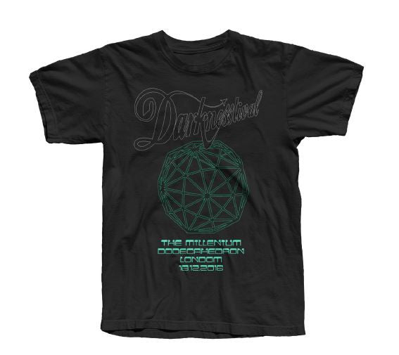 Darknesstival dodecahedron T Shirt (unisex)