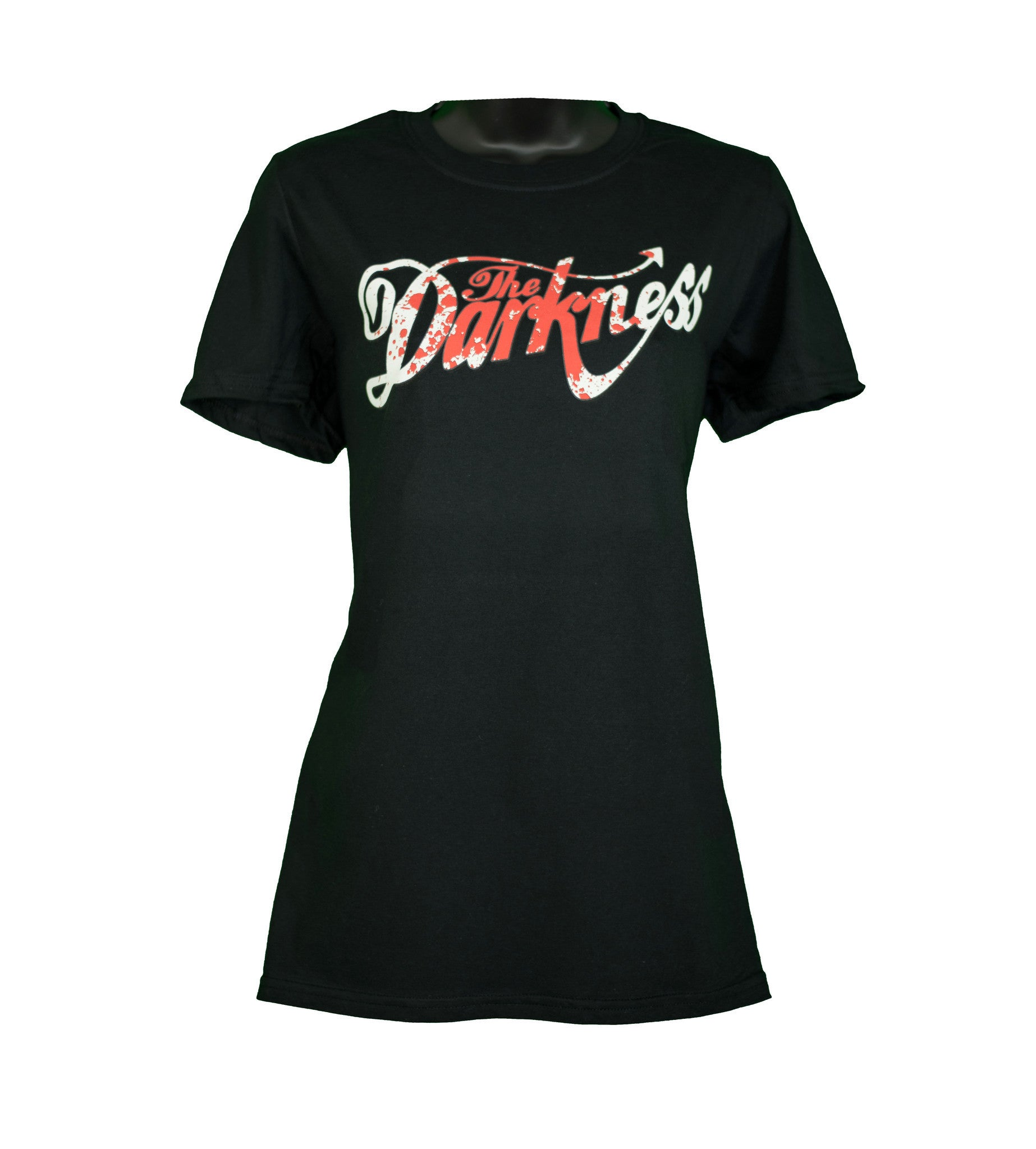 "The Darkness ""Blood Splatter"" Lady T Shirt"