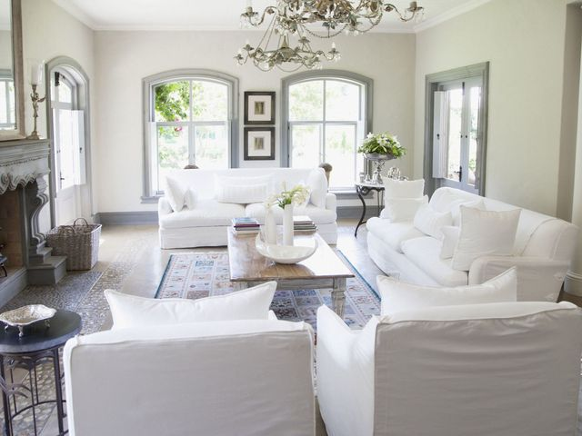 White furniture - simply a well-liked trend or 'must have'?