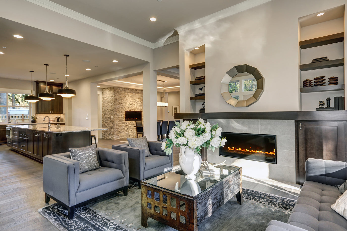 Modern Living Room Furniture Trends To Consider