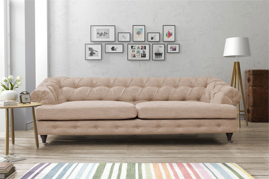 All You Need To Know About the Classic Chesterfield Sofa