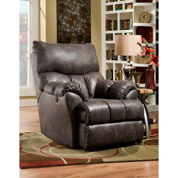 TORO 3 SEATER RECLINER SOFA LEATHER