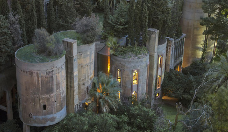 Old Cement Factory Into A Home, OMG-This Conversion Took Our Heart Away