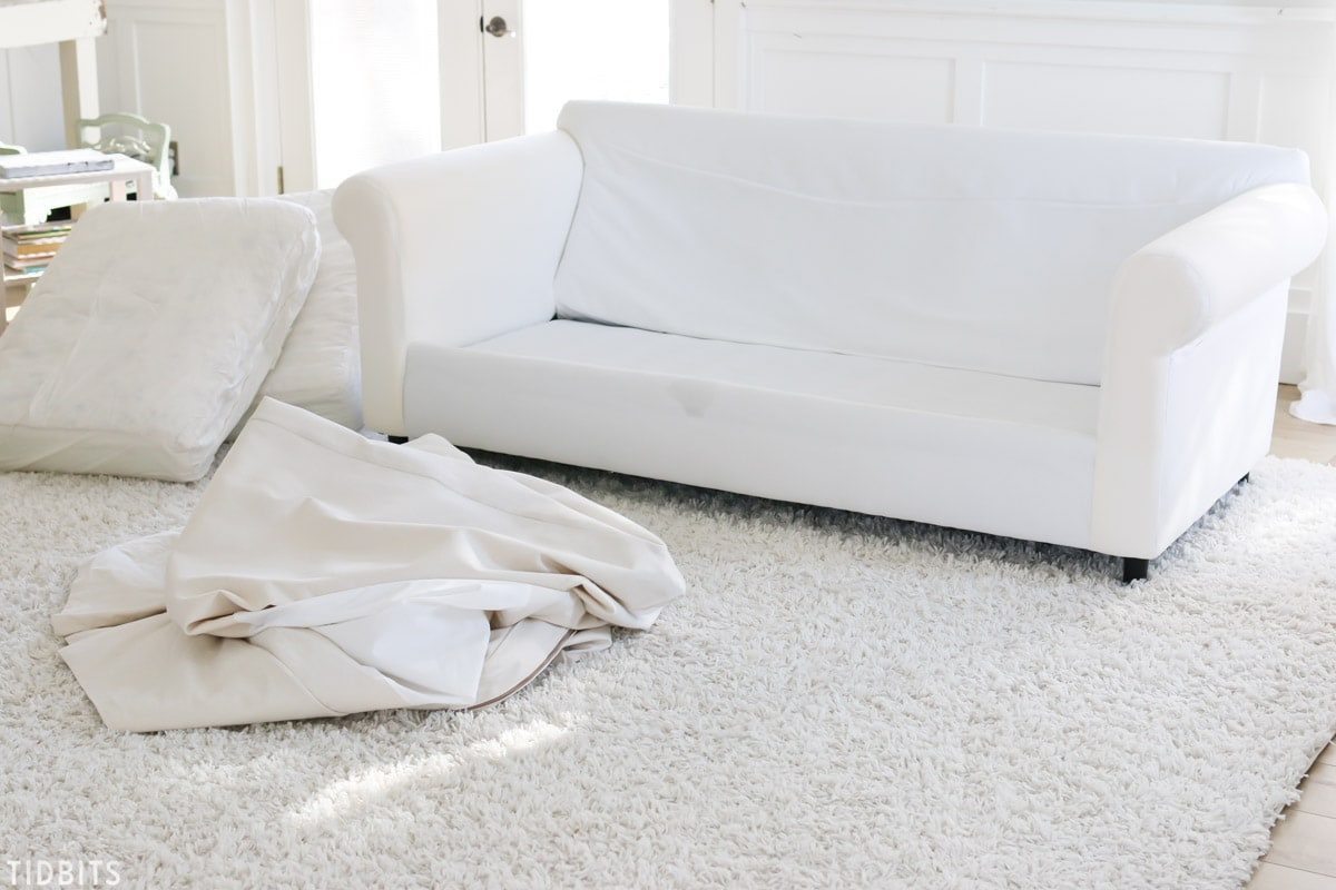 3 Tips our White-Sofa-Loving Specialists Swear By