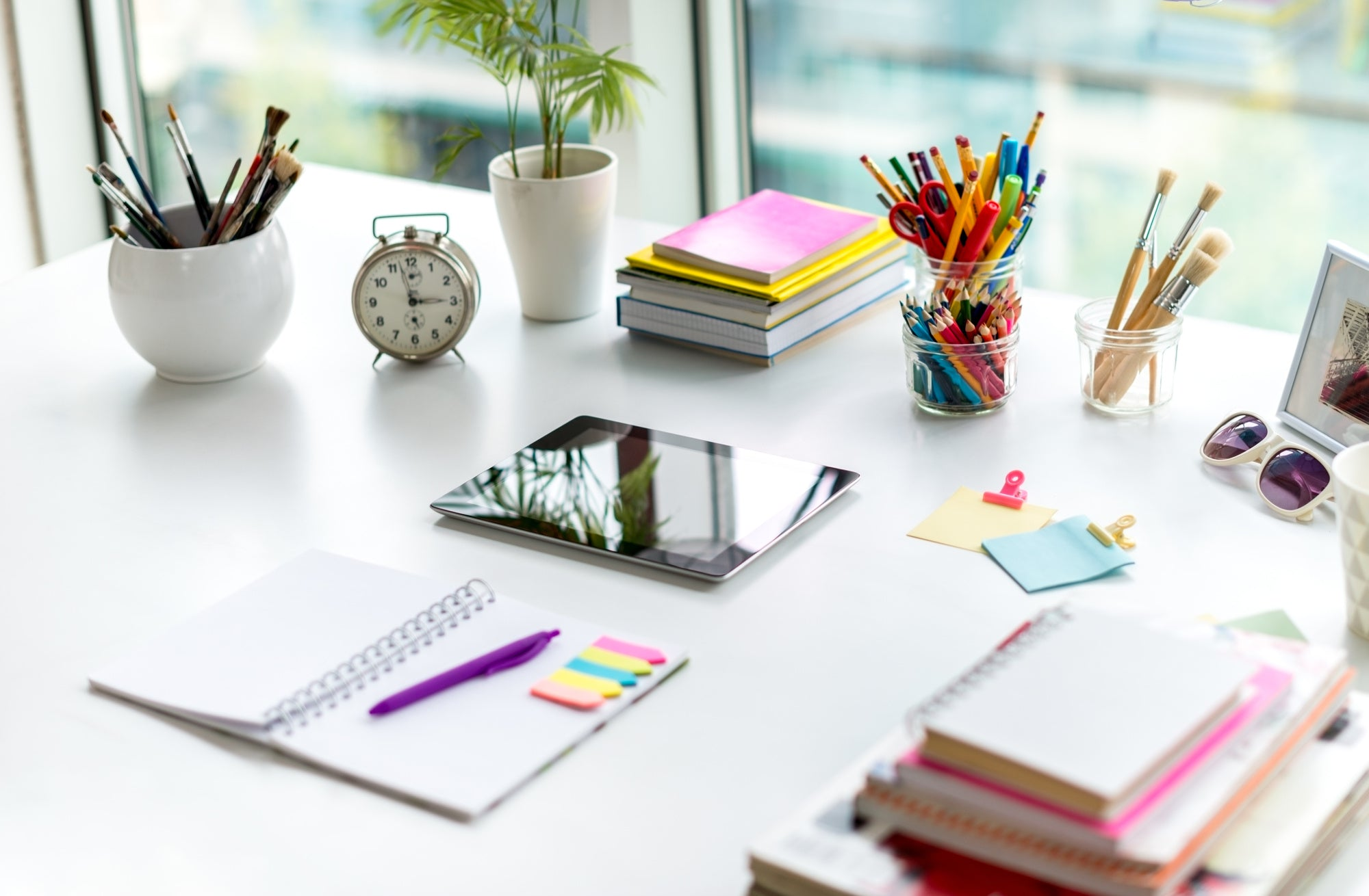 3 Steps to a More Productive Work Desk