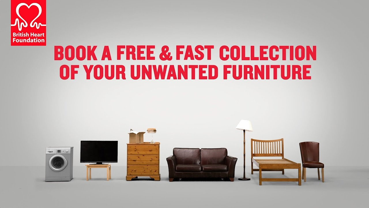 Book a free and Quick Furniture Collection - get all the required information on your email now!