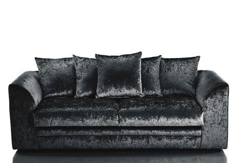 CHICAGO VELVET FABRIC 3+2 SEATER SOFA SET