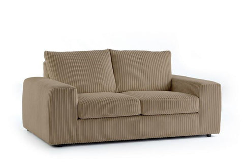 CHAMP 3 SEATER FABRIC SOFA