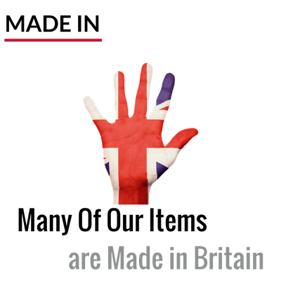 WE SUPPORT THE UK FACTORIES FIRST