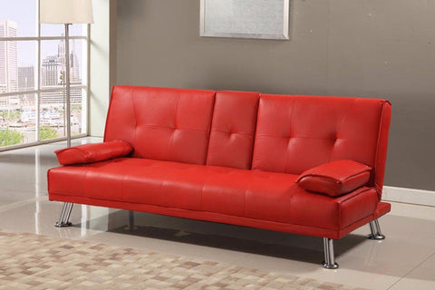 indiana three-seater sofa bed