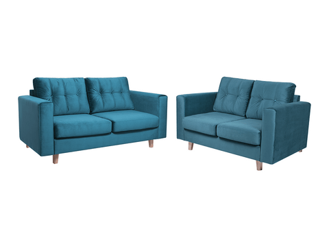 MATRIX 3+2 PLUSH SOFA SET