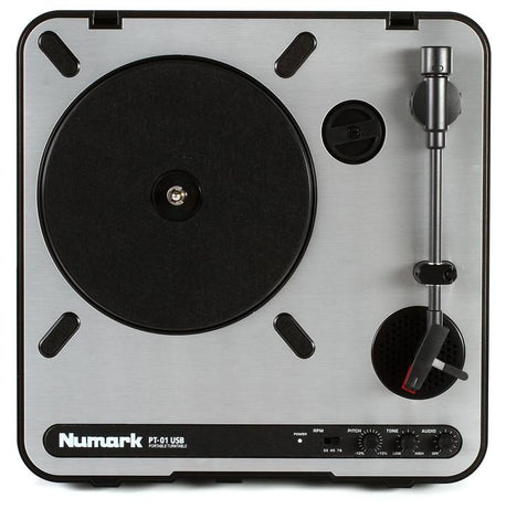 Numark PT-01USB Portable Turntable
