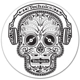 Technics Skull n Phones Slipmats (Pair)
