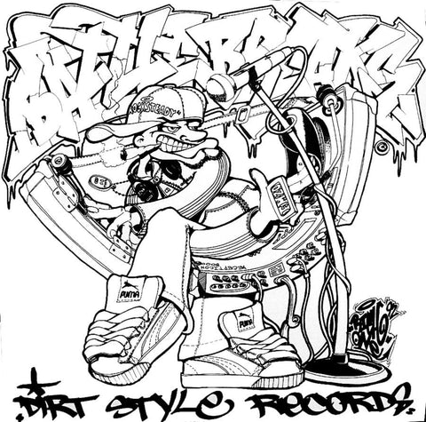 "Battle Breaks 12"" Vinyl:  Dirtstyle Records - Thudrumble"