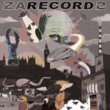 "Zarecord 2: NMCP Studio - 7"" Scratch Record - Cut & Paste Records"