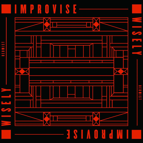"Improvise Wisely 12"" Scratch Record by Redmist -  Cut & Paste Records"
