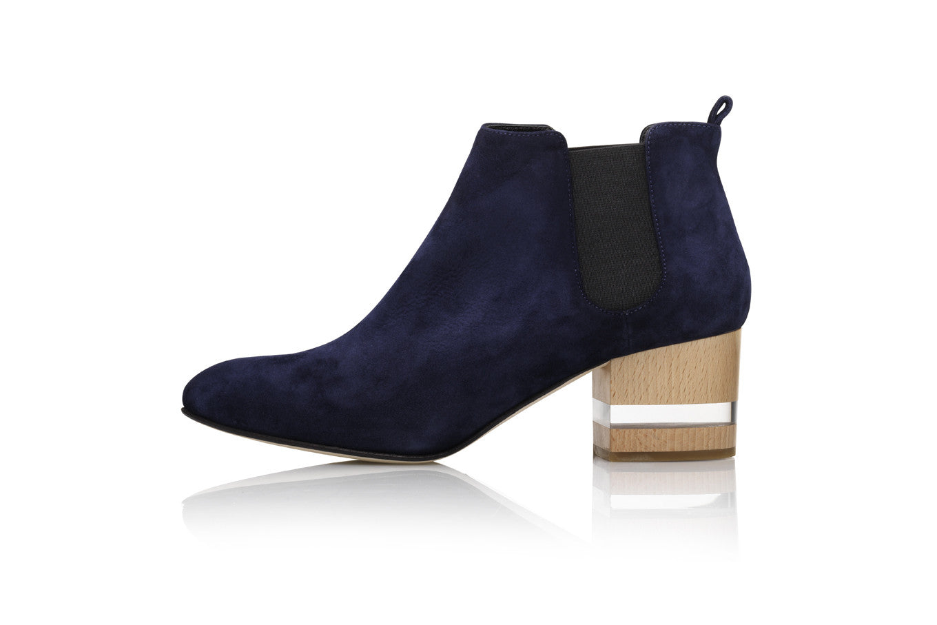 FLOAT BOOTS, SAPPHIRE