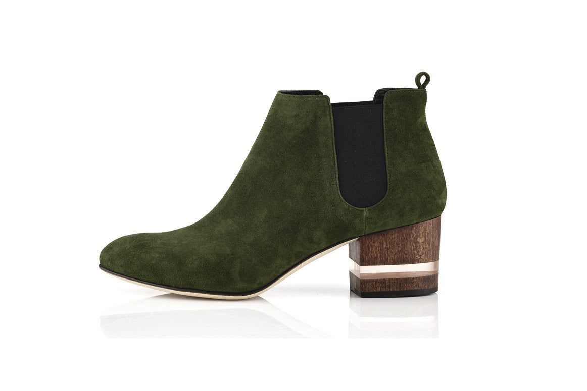 FLOAT BOOTS, FOREST
