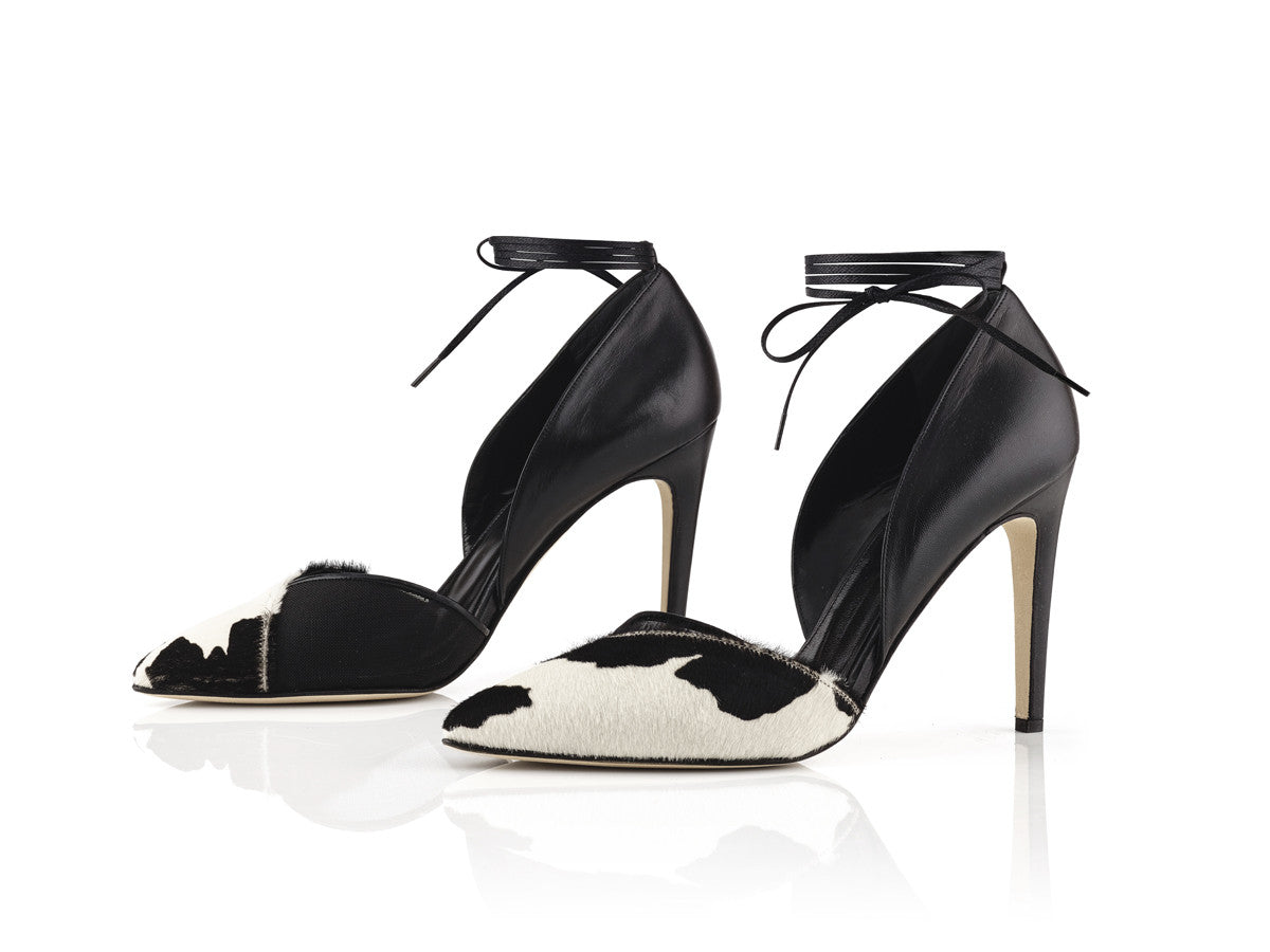 MARLI POINTED HEELS, PONY