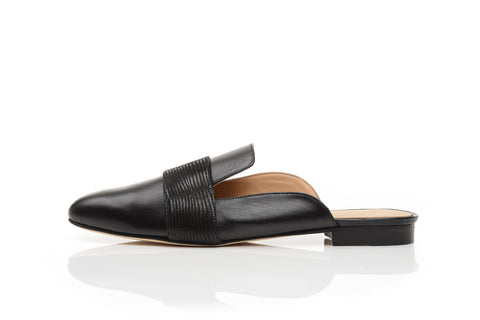 LOUNGE LOAFER, BLACK