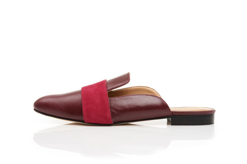 LOUNGE LOAFER, BORDEAUX