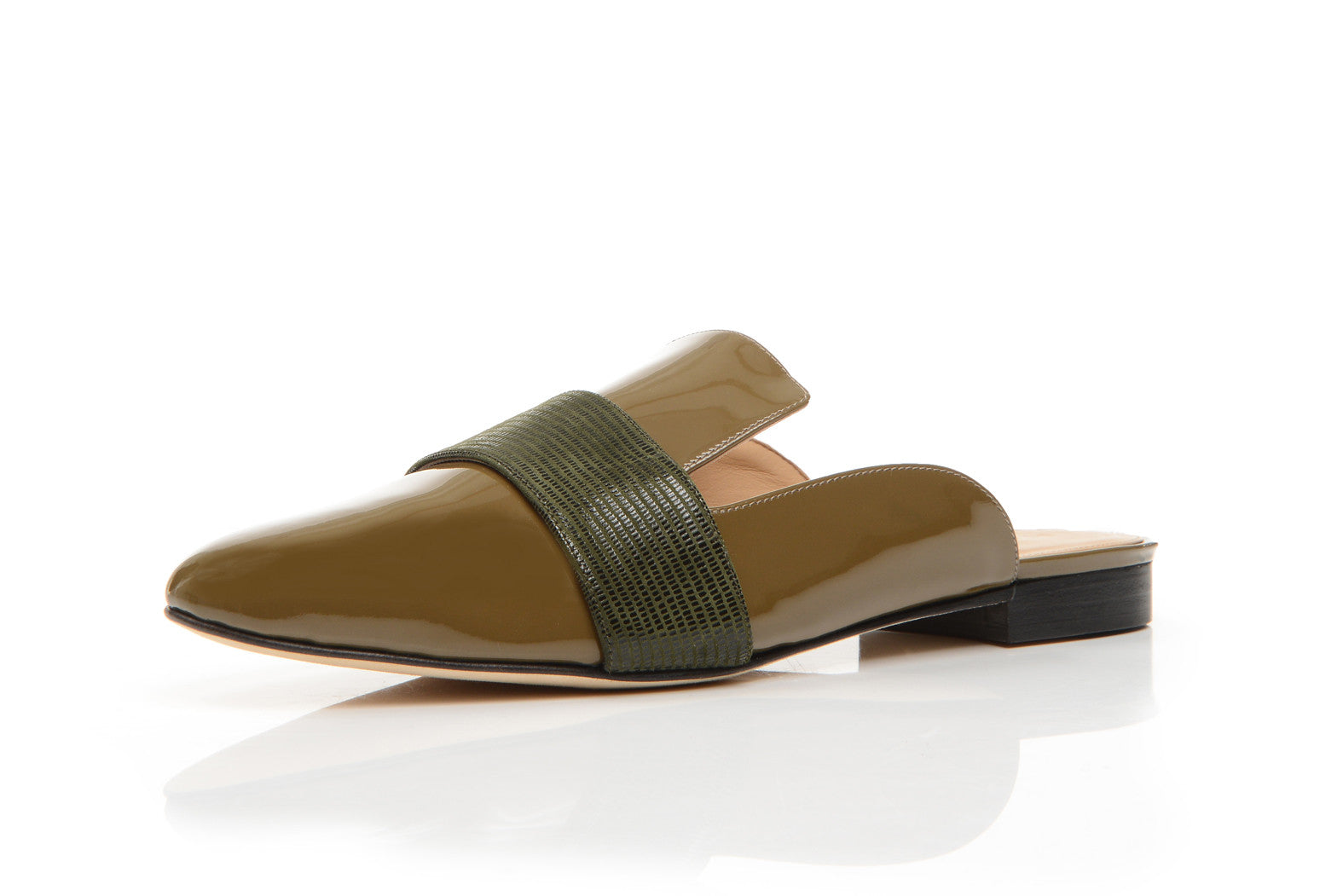LOUNGE LOAFER, OLIVE