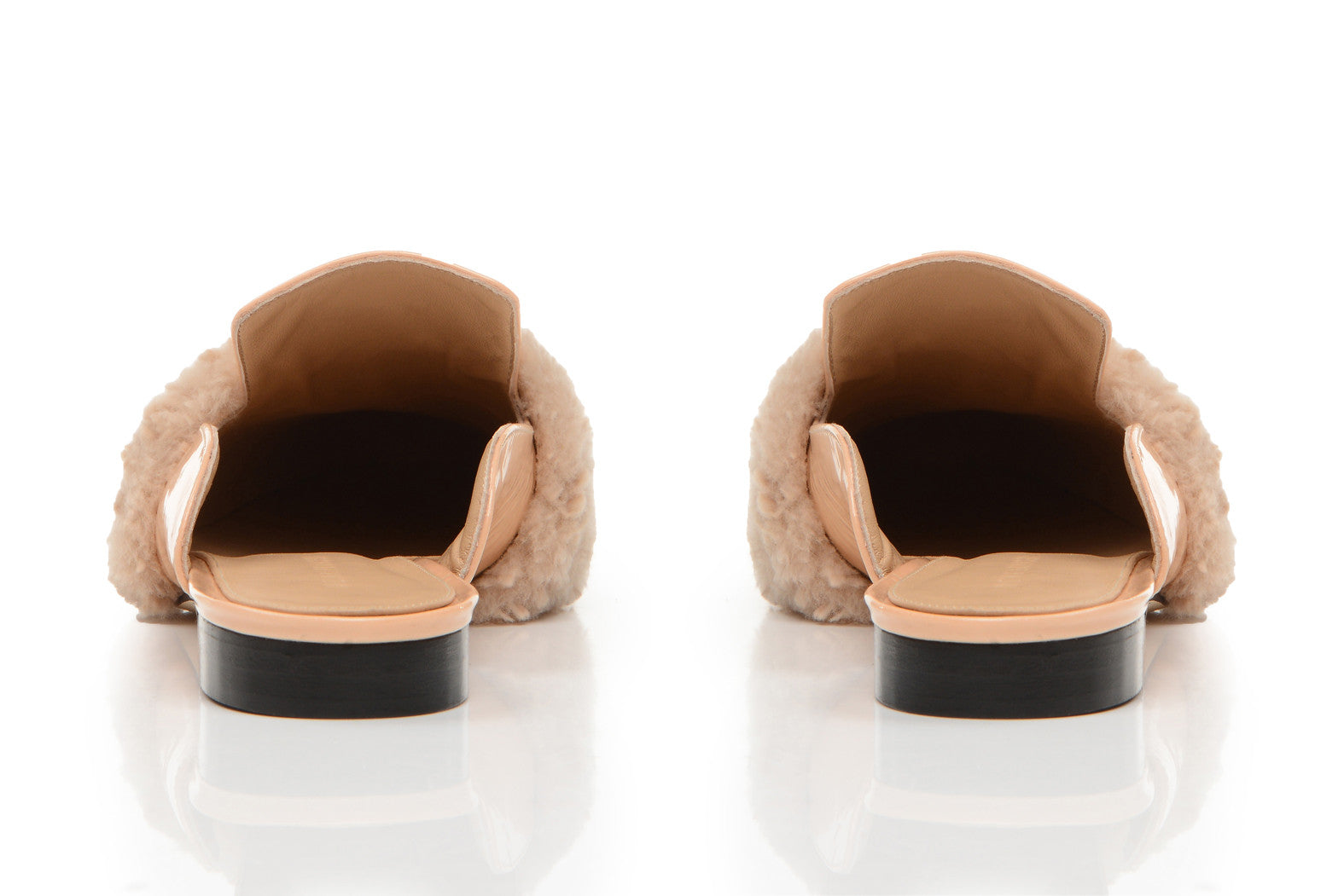 LOUNGE LOAFER, SALMON WOOL