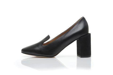 MIRA LOAFER, BLACK