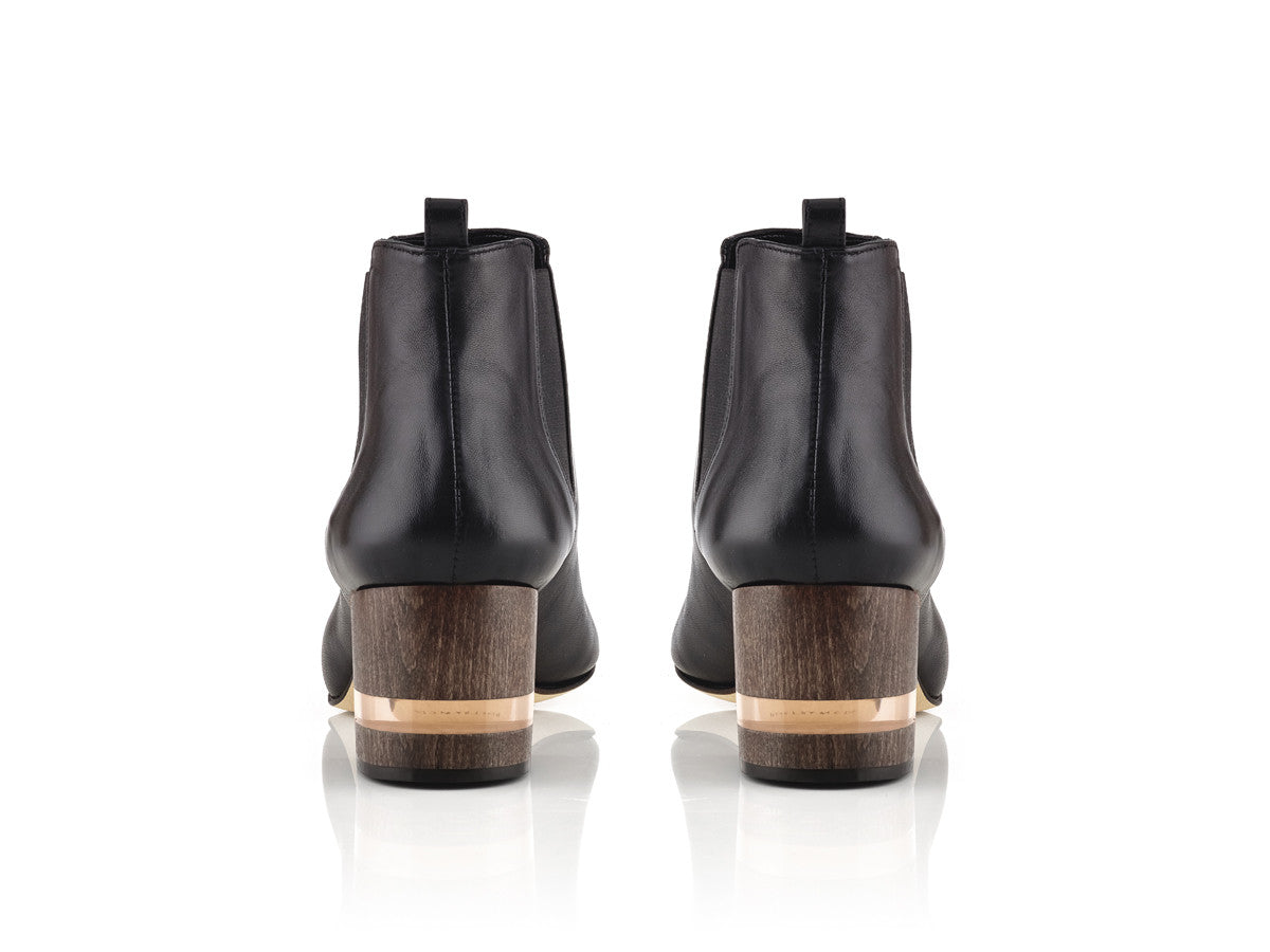 FLOAT BOOTS, BLACK