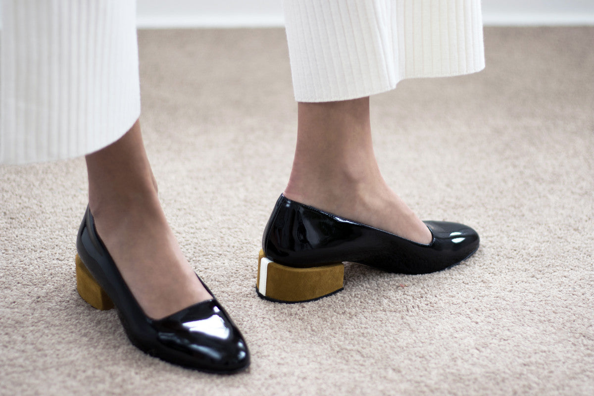 UMA LOAFERS, MIDNIGHT