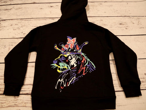 #BIJOUBE2 Adult Major Hoodie