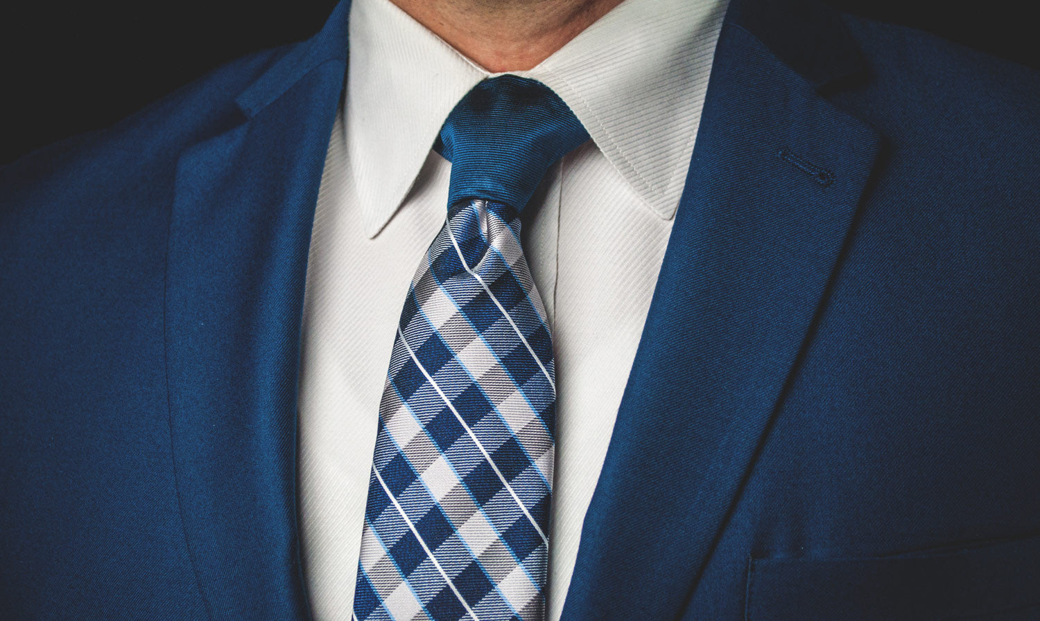 The Navy Blue Proper Knot™