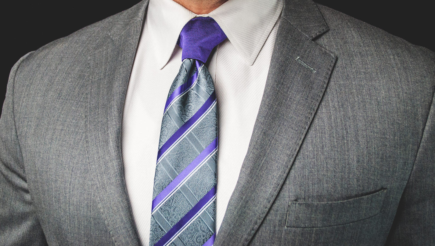 The Purple Proper Knot™