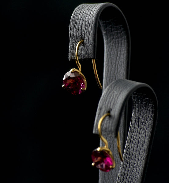 Rodolite Earrings