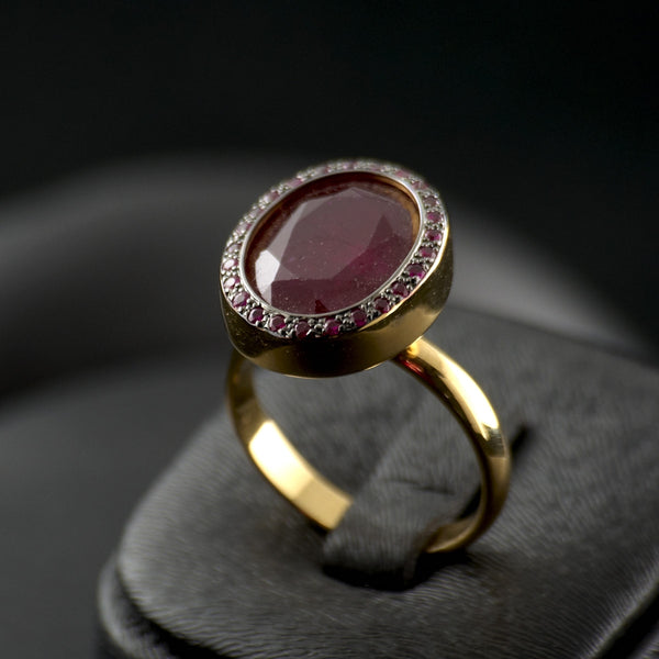 Total Ruby Ring