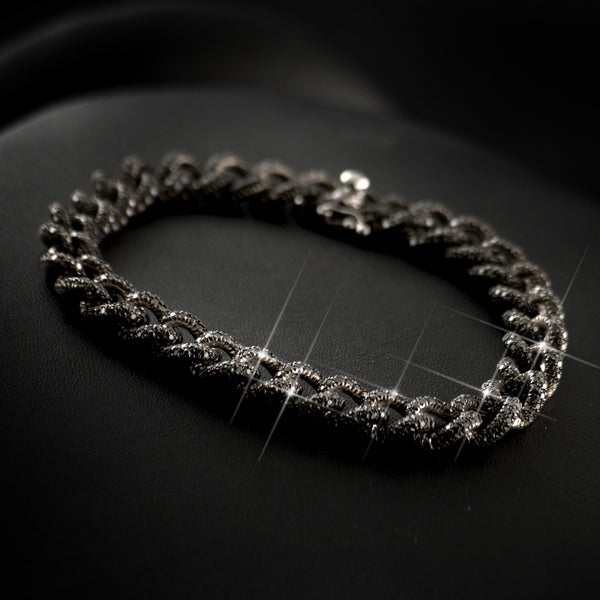 Diamond Tress Bracelet