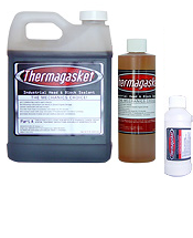 Extreme Duty Thermagasket Head & Block Treatment Kit & Extreme Cooling System Cleaner