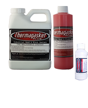 Thermagasket Head & Block Treatment Kit & Extreme Cooling System Cleaner