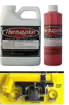 Thermagasket Head & Block Treatment Kit With Flush Kit