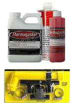 Thermagasket Kit For Vehicles With Water Present In The Oil With Flush Kit