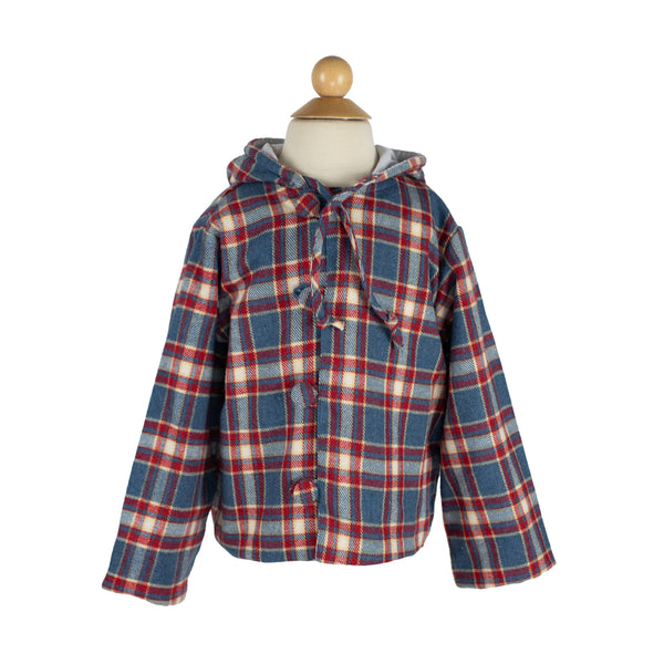 Jay Coat- London Plaid-RBF