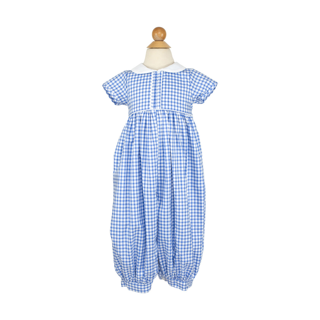 Boy Long Bubble- Ocean Windowpane-RBF