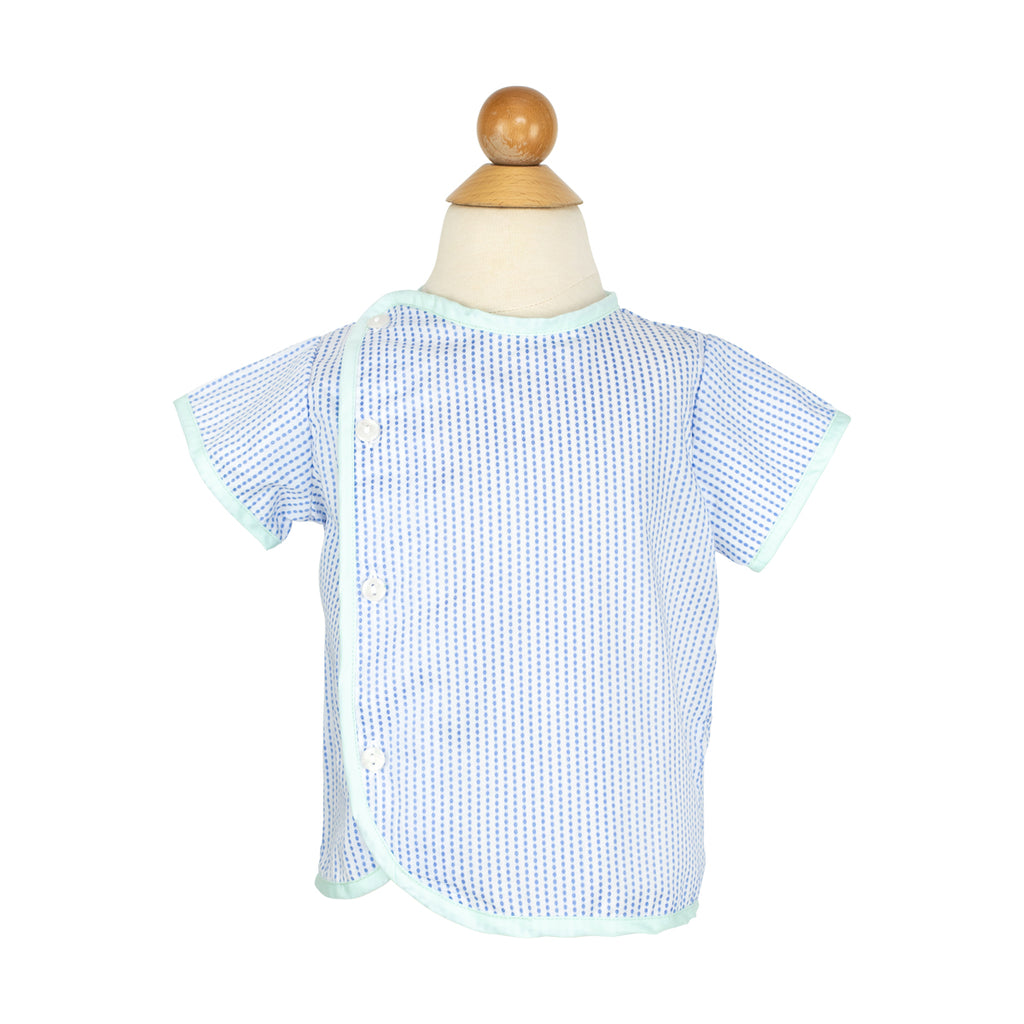 Bobby Apron Shirt- Sample Size 18m in Stitches