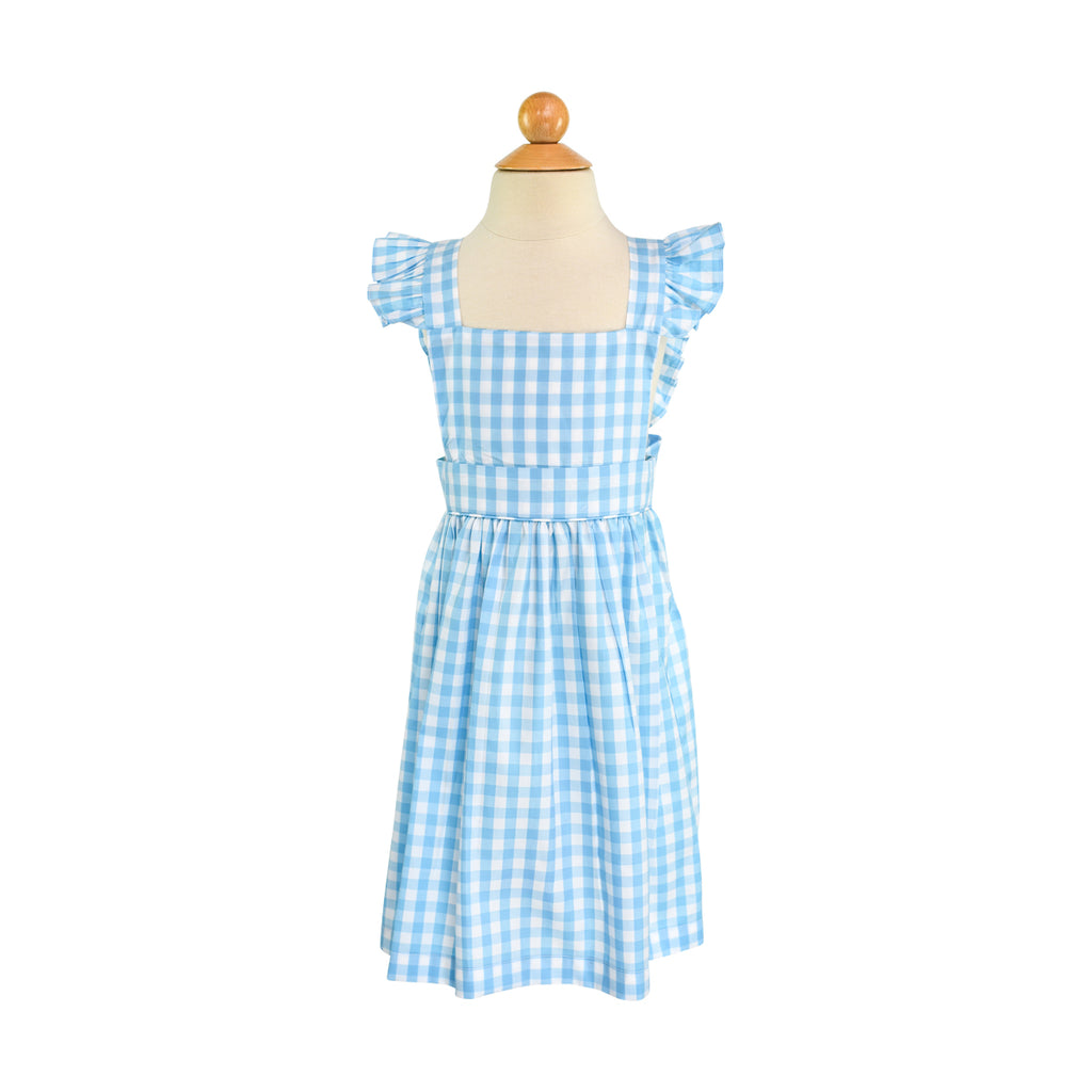 Kit Pinafore Dress Sample Size 6