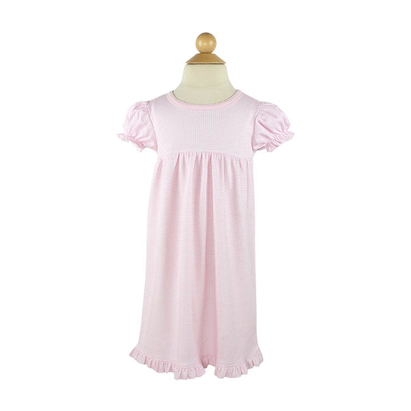 Nightgown Pink Square Sample Size 3