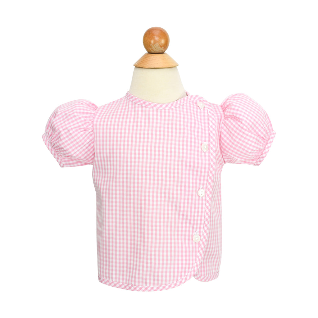 Nettie Apron Top