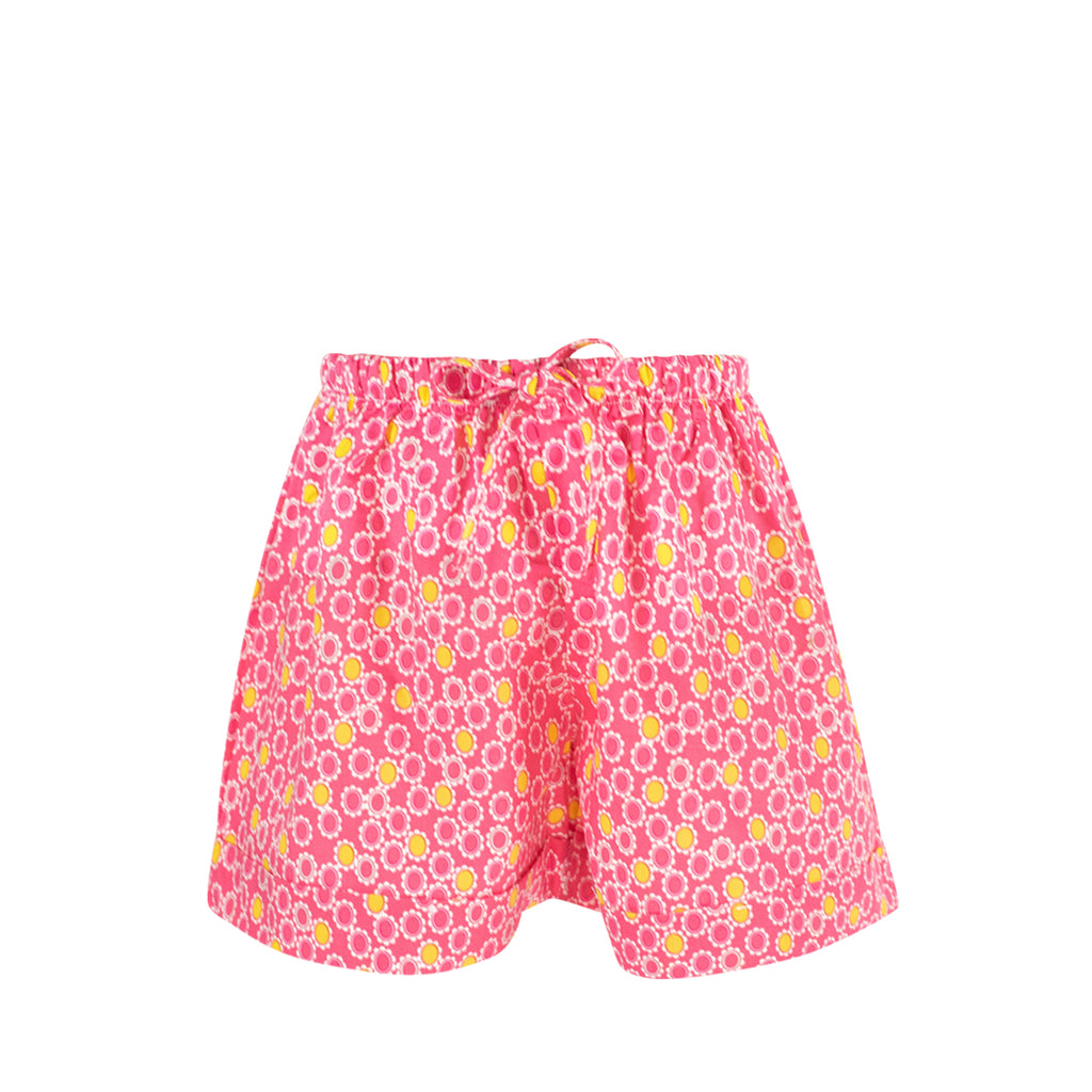 *Collette Shorts - Strawberry Lemonade