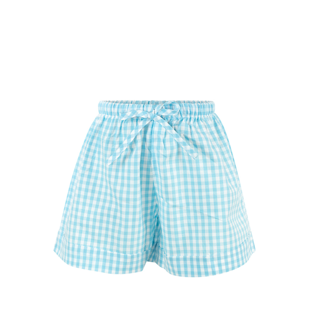 Collette Shorts - Taffy Gingham